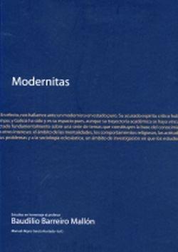 Descargar Libro Modernitas. Estudios En Homenaje Al Profesor Baudilio Barreiro Mallón (Homenajes) de Manuel-Reyes García Hurtado