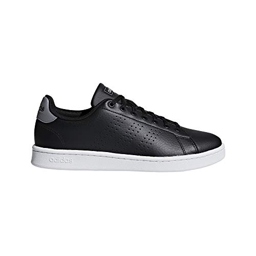 adidas Advantage Scarpe da Tennis Uomo, Nero Negbás/Gritre 000, 38 2/3 EU