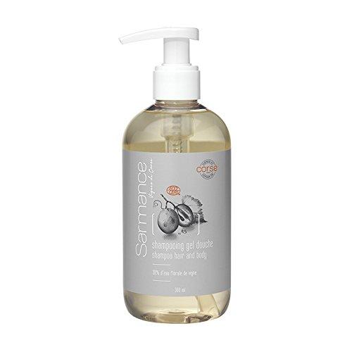 Preisvergleich Produktbild Shampoo Duschgel Bio Reben von Korsika–300ml