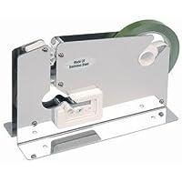 Stainless Steel Bag Neck Sealer | Tape Dispenser kit with 6 free Rolls