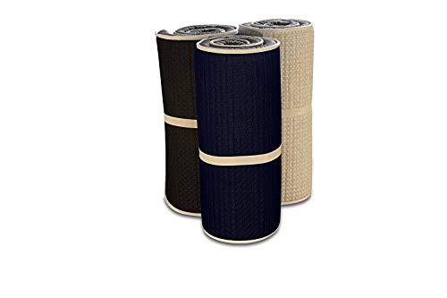 EvergreenWeb Twist Bed Easy Matratze aus Waterfoam aufrollbar Ergonomischer Ständer Einzelbett 90x 195cm