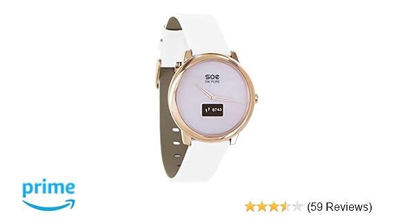 Sportuhr Damen Rosegold : X watch │ soe xw pure │ damen smartwatch amazon elektronik