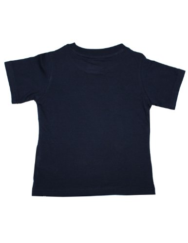 Hurley garçons Crew-cou à manches courtes T-shirt / T Dark Blue