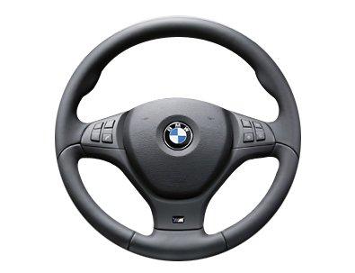 BMW M Lenkradverkleidung (32307839474)