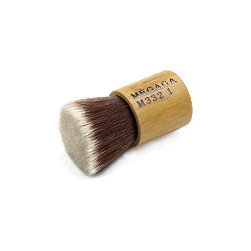 Borste Rasierpinsel (DealMux 5cm Länge Mini Borste Friseur Haar-Ausschnitt-Reinigungswerkzeug Gesichts Staub Rasierpinsel)