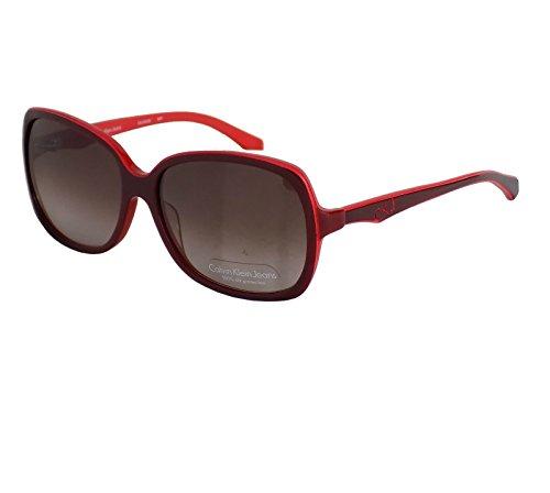 Calvin Klein Gafa de Sol Roja de Mujer CKJ900S-601-RED