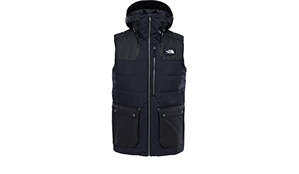 6a3c211e6833 THE NORTH FACE Camshaft Vest Tnf Black  Amazon.co.uk  Sports   Outdoors