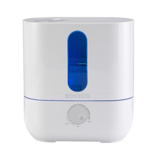 Boneco U 200 Humidificador Ultrasónico y Difusor de Aromas, 20 W, 3.5 litros, 25 Decibeles