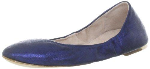 Damen Ballerinas, Blau (NUT), EU 37 (Bloch Flach)