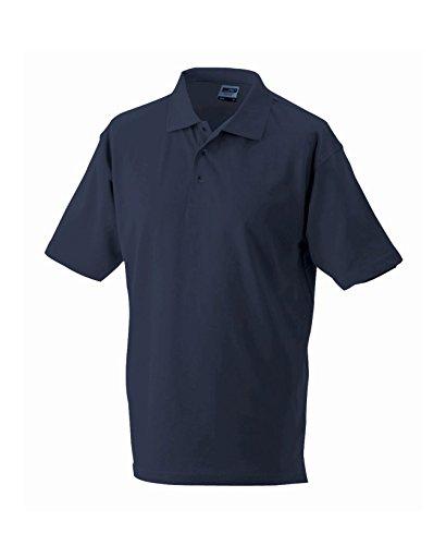 Herren Arbeits Polohemd Polo Shirt strapazierfähig pflegeleicht Navy