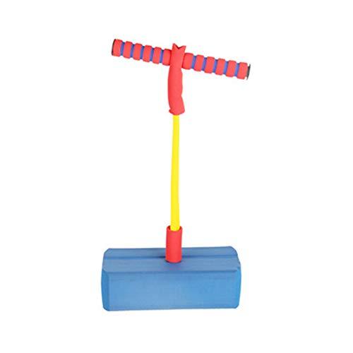 Shopps Foam Stick Bungee Toys, Fun Safe Jumper Bounce Spielzeug, Durable Ages 3+, Early Education Toy- für Kleinkinder, Fun Spielzeug für Kinder Jungen/Mädchen, Unterstützt 250lbs.