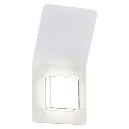Parete esterna LED lampada 5 Watt terrazza veranda illuminazione Weio? EEK A Eglo 78054 + 2-luce