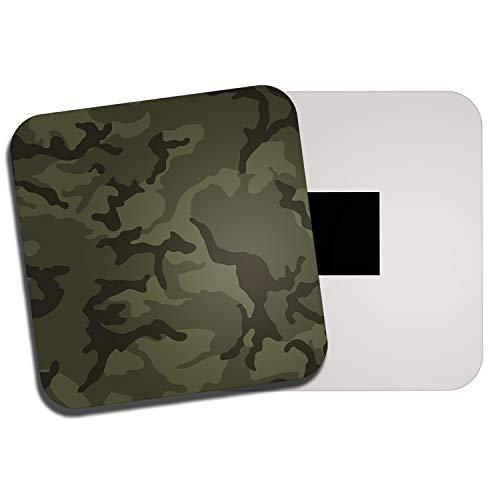 Ziel Vinyl Ltd Green Army Camo Kühlschrankmagnet - Camouflage Teenager-Alte Junge Kinder Spaß-Geschenk # 14179