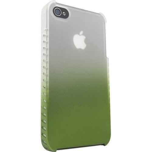 iFrogz IP4GLLPS-LIM Luxe Lean Phase Case für iPhone 4 frost/lime Ifrogz Luxe Case