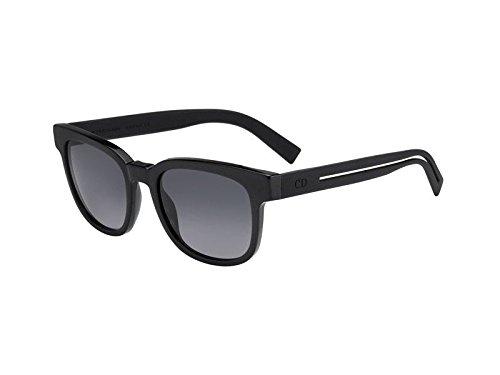 Dior Herren Blacktie183S Sonnenbrille, Schwarz Matte Black, 52