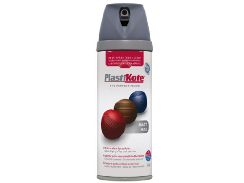 plasti-kote-23102-400ml-premium-spray-paint-matt-grey