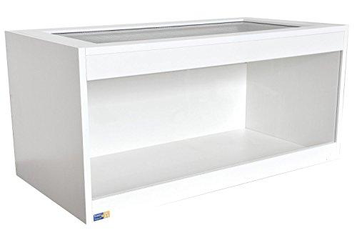 Hamsterkäfig Benny Esche Weiß 100 x 51 x 50