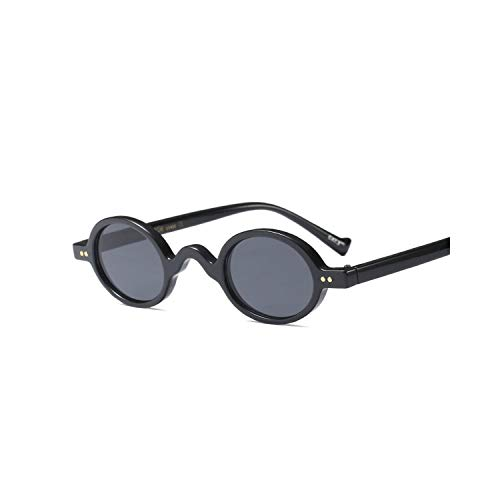 Sportbrillen, Angeln Golfbrille,Tiny Sunglasses Women Round Black NEW Summer Pink Blue Leopard Small Round Sun Glasses For Men Vintage Uv400 as show in photo red frame