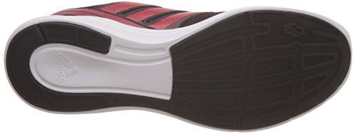 adidas Men's Adi Pacer Elite M Cblack and Scarle Running Shoes - 10 UK/India (44.67 EU)