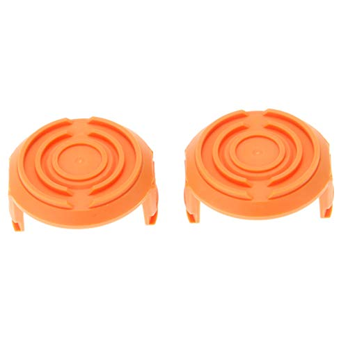 Hicello 2 Set WA6531 Worx Spool Cap Cover 50006531 für Cordless Grass Trimmer WG151 -