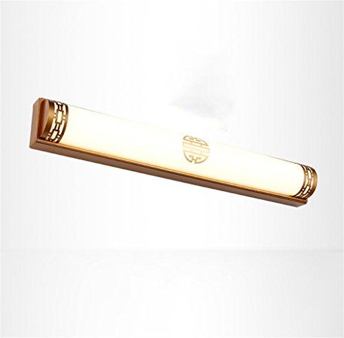 Moderno Nuevo Chino espejo de luz LED Ahorro de energía Dormitorio Espejo...