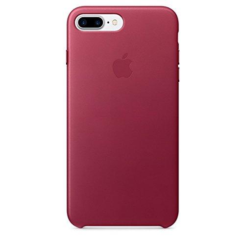 Apple mpvu2zm/a custodia in pelle per iphone 7 plus, bacca