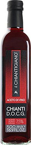 """Aceto di vino """"Il Chiantigiano"""" 500 ml. - Acetificio Aretino"""