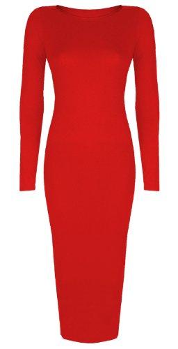 vestido-con-faja-de-manga-larga-talla-8-26-rojo-s-m