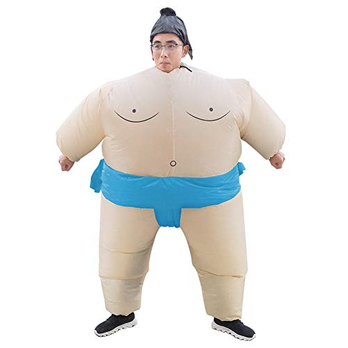 Lustige Sumo Kostüm - XXLLQ Aufblasbares Kostüm Erwachsene/Kind aufblasbare Sumo