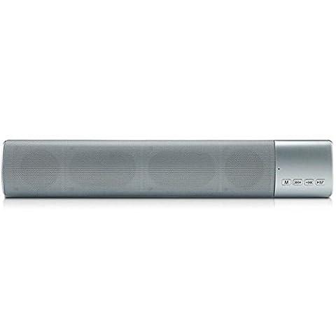 Wireless Bluetooth Lautsprecher Mini Sound Banner High-End Geschenk Stereo Dual Speaker Subwoofer Desktop Lautsprecher , (Kreative Ipod Speaker)