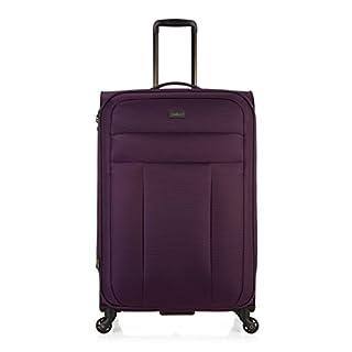 Antler, Uni Koffer, Aubergine (Lila) - 3997127110