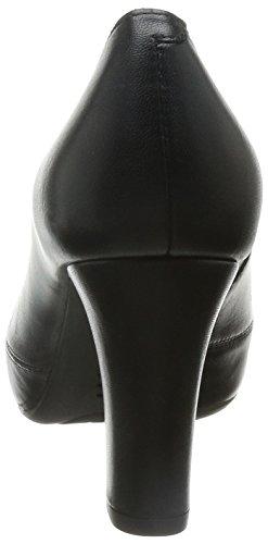 UnisaNUMAR_F15 - Scarpe col tacco Donna Nero (Black (nero))