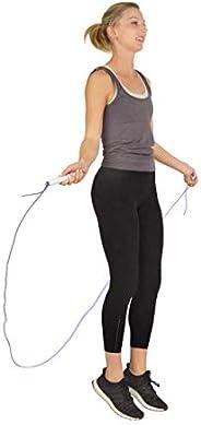 Sunny Health & Fitness Unisex Adult NO. 029-B Digital Jump Rope - Blue, One