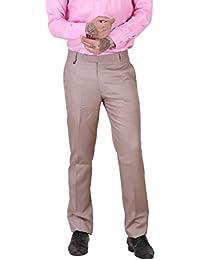 York Style Cotton Lycra Formal Trouser For Men
