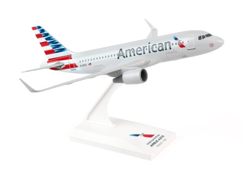skymarksskr749american-airlines-airbus-a319-new-livery-1150snap-fit-model