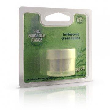 Irridescent Green Lustre Powder