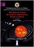 Image de Astronomia. Storia e cultura