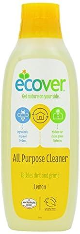 Ecover Nettoyant Tous Usages 1litre (Lot de 4)