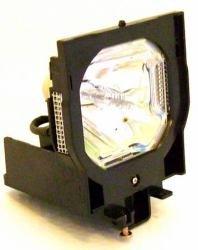 Diamond Einzel Lampe f�r SANYO PLV-HD10 Projektor mit einem Osram Leuchtmittel im Geh�use Sanyo Single