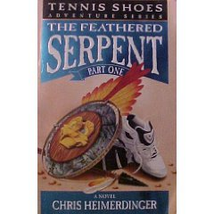 Title: Tennis Shoes Feathered Serpent Book 1