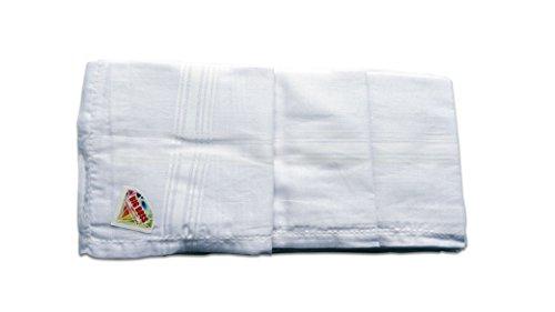 Big Boss Premium 100 % pure cotton Handkerchiefs (45cmx45cm) pack of 10 With 2 Free (10+2) WxW (G design no. 555 )
