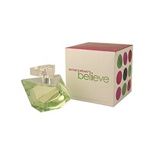 Britney Spears Believe Eau De Parfum Spray (Britney Spears Damen Duft Believe 100ml EDP Eau de Parfum Spray UK)