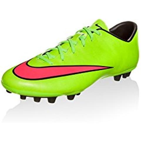 Nike Botas de fútbol Mercurial Victory V Ag Verde EU 42.5 (US 9)