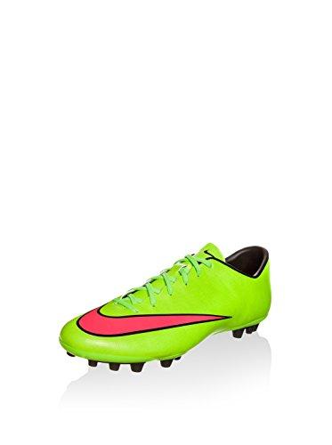 Scarpe Da Calcio Nike Mens Mercurial Victory V Ag, Fucsia Verde