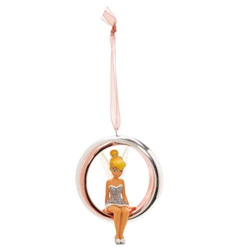 Disney Tinker Bell auf Rotgold Ring Weihnachtsdekoration Tinkerbell