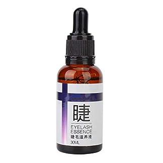 30ml Serum Pestañas, Aceite de Ricino Orgánico, Sérum Crece PestañasTratamiento Fortalecedor y Alargador para Pestañas y Cejas