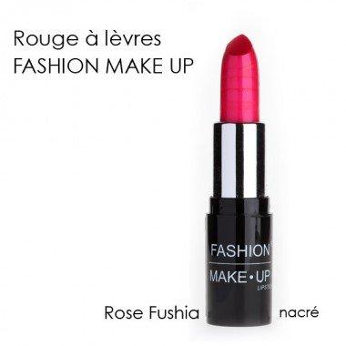 Fashion Make-Up FMU1200106 Rouge à Lèvres N°6 Rose Fushia Nacré
