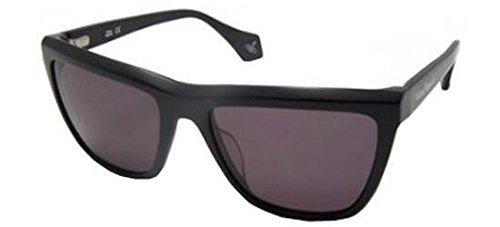 Vivienne westwood occhiali da sole vw872 black/smoke donna