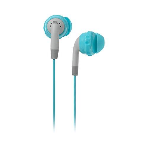 JBL Inspire 100 In-Ear Sport Kopfhörer für Frauen Schweißresistent mit TwistLock Technologie...