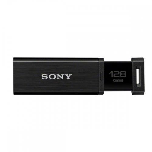 Sony usm128gqx memoria usb 3.0, capacità 128 gb, velocità massima di lettura 226 mb/s, nero